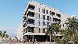 Edificio Miramar – La Mata