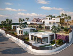 Balcon de Finestrat Villas – Finestrat