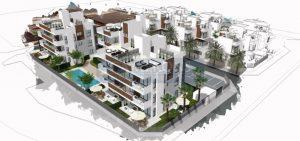 Barnuevo Apartamentos I – Santiago de la Ribera