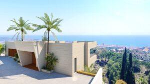 4 bedroom Detached Villa in Mijas